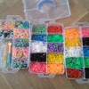 loom bands!!!